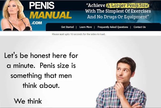 Penismanual.com - The Penis_enlargement Manual!