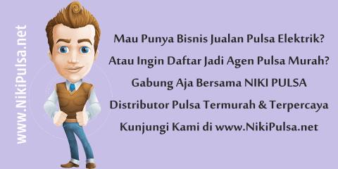 NikiPulsa.net Web Resmi Niki Reload Pulsa PT Aslamindo Eltama Raya