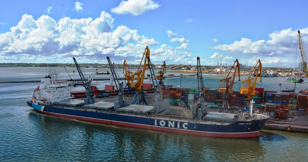 Port of Montevideo Ionic