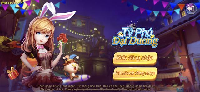 TẢI GAME TỶ PHÚ ĐẠI DƯƠNG - BINGO CLUB