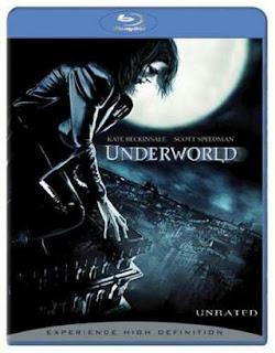 Underworld (2003) BluRay 720p 880MB Dual Audio ( Hindi - English) MKV