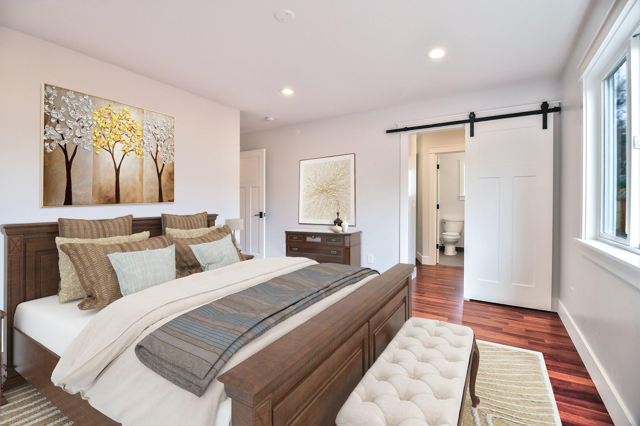 desain interior kamar tidur minimalis ukuran 4x4 sederhana tapi elegan
