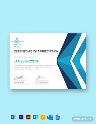 template-sertifikat-putih