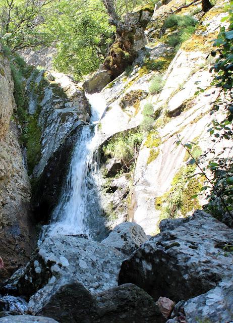 Cascadas Hoz de Carboneros