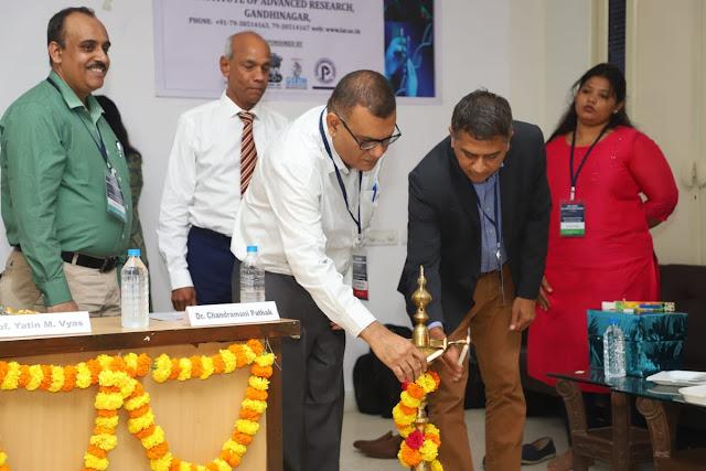 IAR Gandhinagar Organizes National Symposium on Cancer Biology and Research