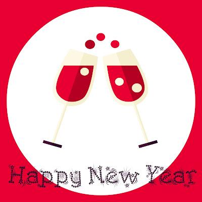 happy new year animation photos