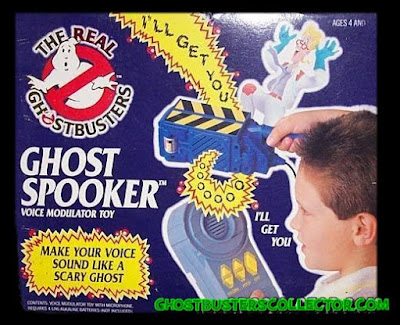 Kenner The REAL Ghostbusters Ghost Spooker Roleplay Toy