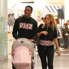 Martial Ex Wife Samantha And Baby Peyton
