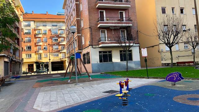 plaza Murcia en Arteagabeitia