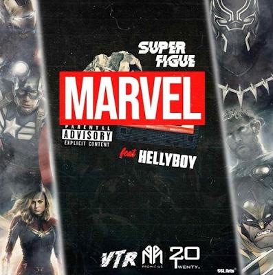 Marvel (Ft. HellyBoy) alfe-musik