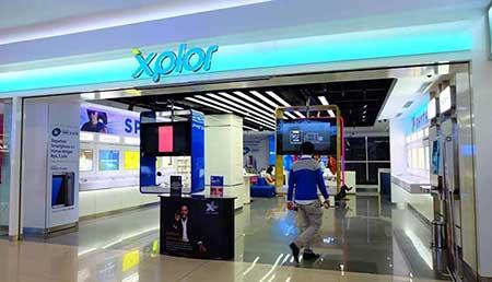 Alamat & Nomor Telepon XL Center Kota Tangerang