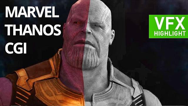 CGI Thanos