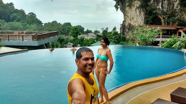 couples in krabi, thailand