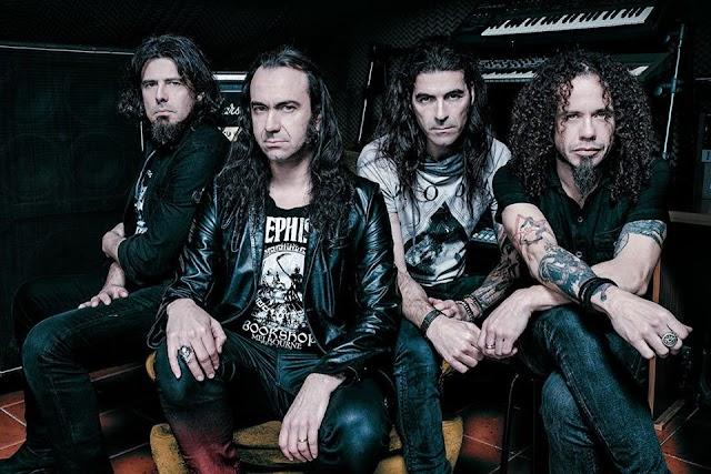 Moonspell anunciam saída do baterista Mike Gaspar