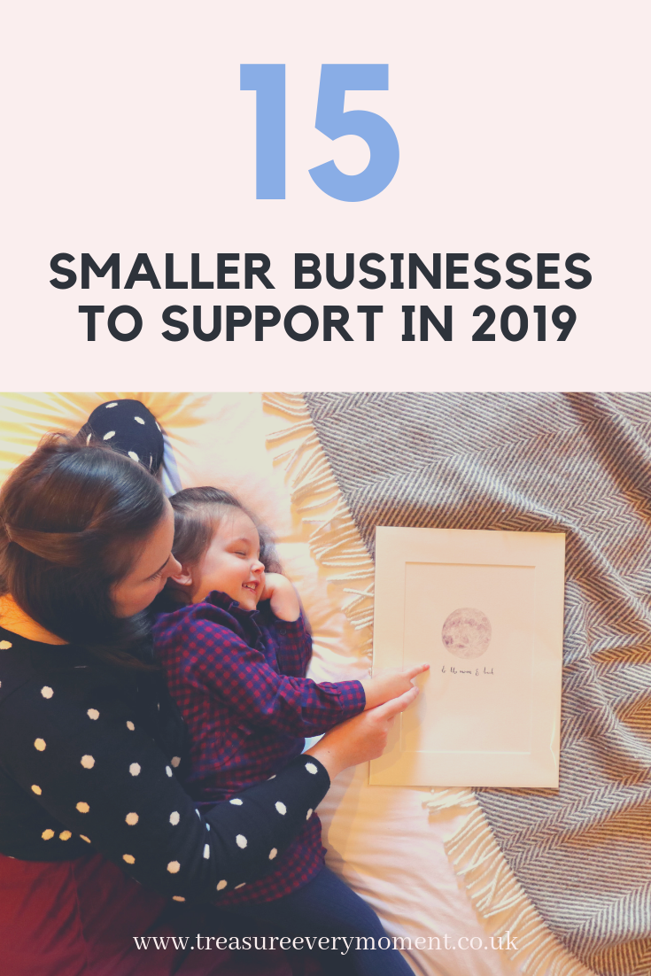 SHOPPING: 15 Smaller Businesses to support in 2019