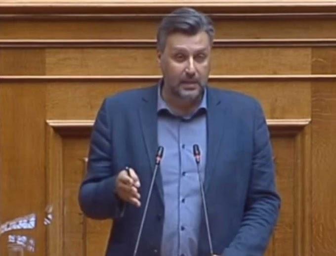 Καλλιάνος: Ενημέρωσε και από το βήμα της Βουλής για τον επερχόμενο καύσωνα