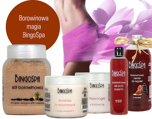"""Kuracja """"Borowinowa Magia"""" BingoSpa"""
