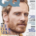 MICHAEL FASSBENDER COVERS 'GQ' UK ISSUE TALKS ABOUT 'JAMES BOND'