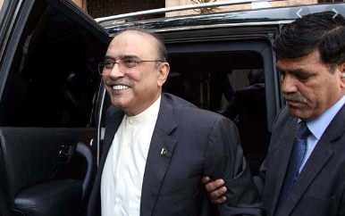 The court asks the prison authorities what facilities are available for Zardari