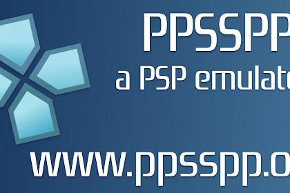 Download PPSSPP 1.7.4 No Lag Apk Versi Lama