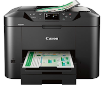 Work Download Driver Canon Maxify MB2720