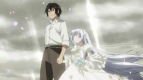 Gosick - Anime romance perempuan pendek lelaki tinggi