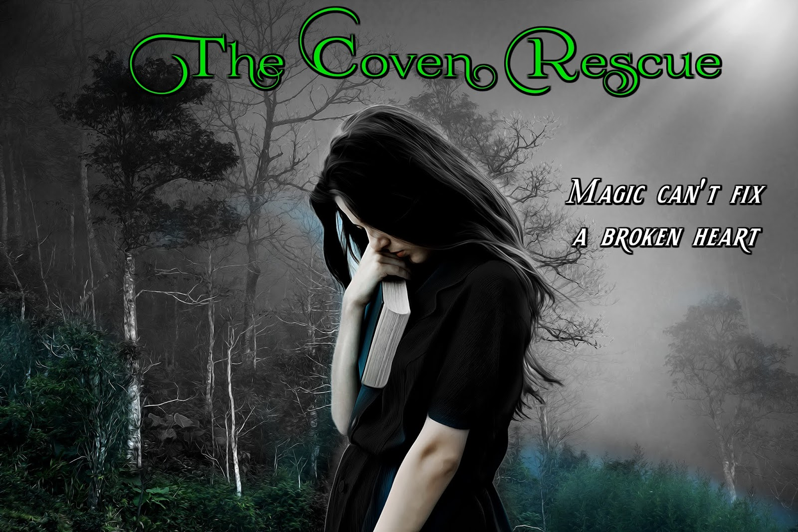 Cranky - The Book Curmudgeon: Release Blitz! The Coven