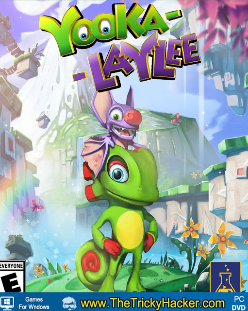 Yooka-Laylee Free Download Full Version Game PC