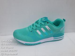 sepatu adidas zx, sepatu wanita