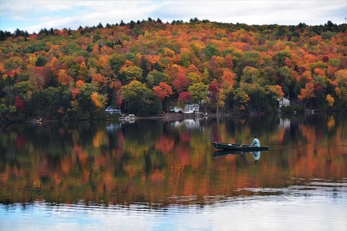 Emden Pond,Maine