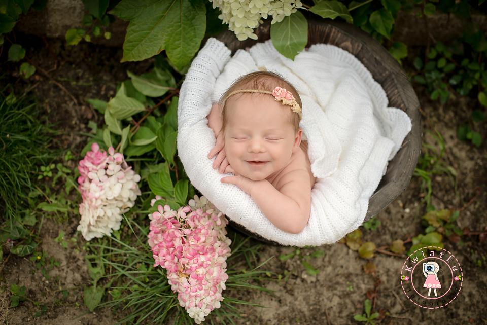 Sesja noworodkowa i ciążowa Pruszcz Gdański