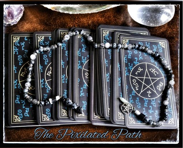 Foresight Friday tarot reading using the Supernatural Join the Hunt tarot deck