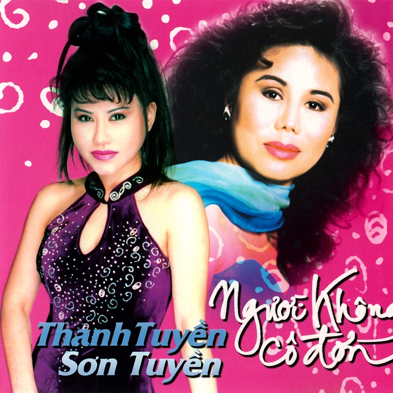 Sơn Tuyền CD25 - Thanh Tuyền, Sơn Tuyền - Người Không Cô Đơn (NRG) + bìa scan mới