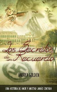 """#PublicaconKindle: """"Los secretos de un recuerdo"""" de Andrea Golden"""