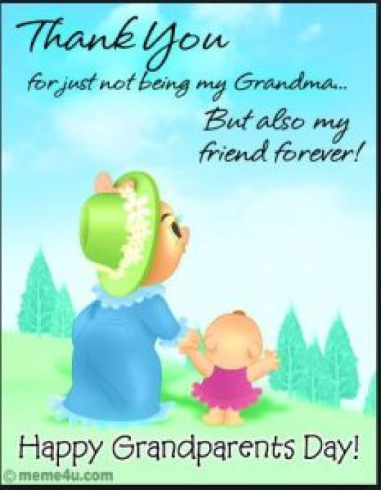 Happy grandparents day greeting cards ecards clipart 2018 happy grandparents day greeting card m4hsunfo
