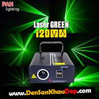 Đèn laser green