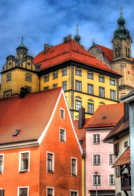 Landsberg Romantische Strasse