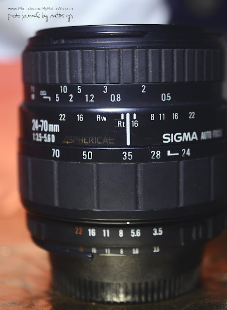 Sigma Aspherical 24-70mm f/3.5-5.6 D (1994)
