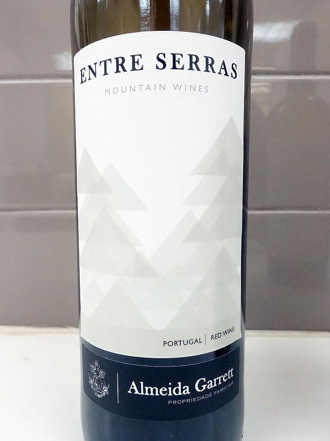 Almeida Garrett Entre Serras 2015 (88 pts)
