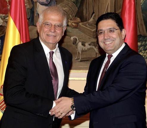 Borrell vela por los intereses de Marruecos desde su nuevo puesto en la UE