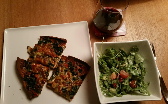 Spinato's pizza
