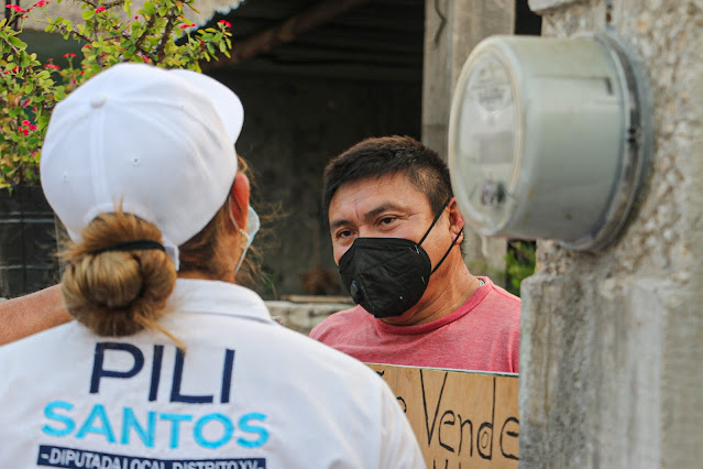 Municipios como Izamal y Tixkokob, con potencial para emprendedores: Pili Santos