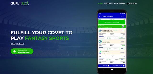 GurujiRox App Referral Code