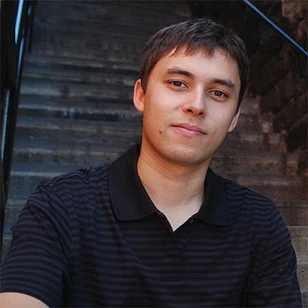 Co-founder of YouTube, Jawed Karim