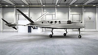 electric aircraft from Eviations