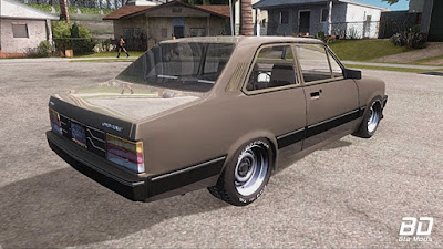 Download Mod carro Chevrolet Chevette 88 para o Jogo GTA San Andreas