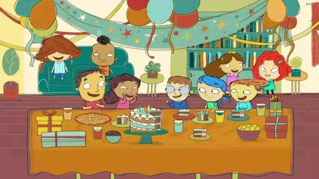 Petit es nominada por segunda vez a los Emmy Kids Awards