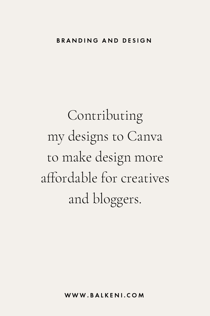 becoming a Canva contributor