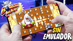 Neo Bomberman Sin Emulador Para Teléfonos Android (Apk)