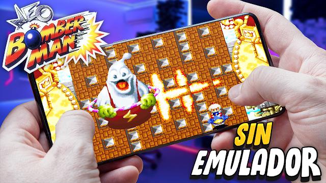 Neo Bomberman Sin Emulador Para Android